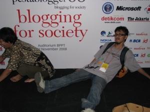 korban pesta blogger