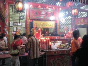 in the vihara