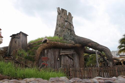 Rumahnya Shrek