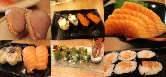sushi.. *drooling*