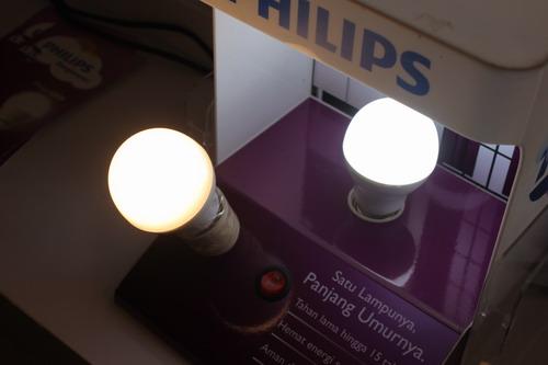 Penjelasan tentang lampu Philips LED