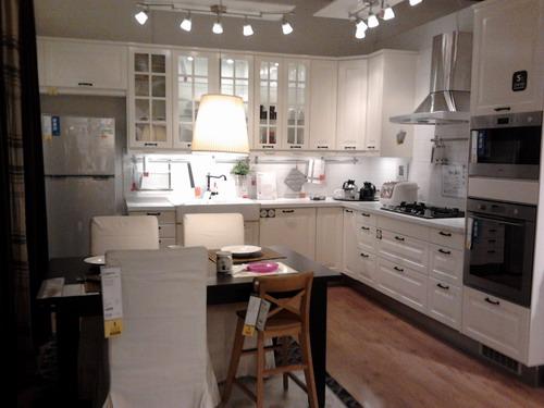 Kalau punya dapur ini kayaknya bakal rajin masak deh. *yakale*