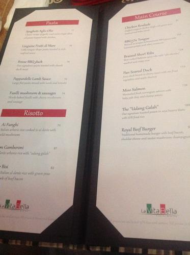 menunya
