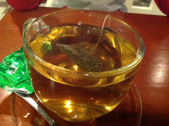 teh hangat - 20 ribuan