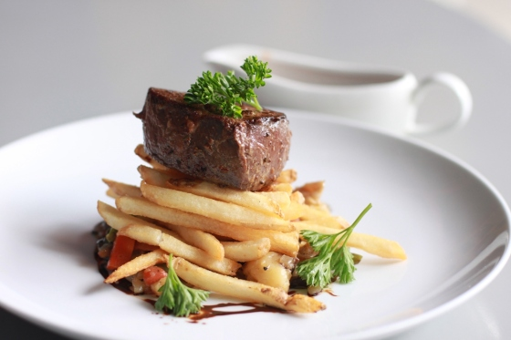 japanese wagyu steak - IDR 85K