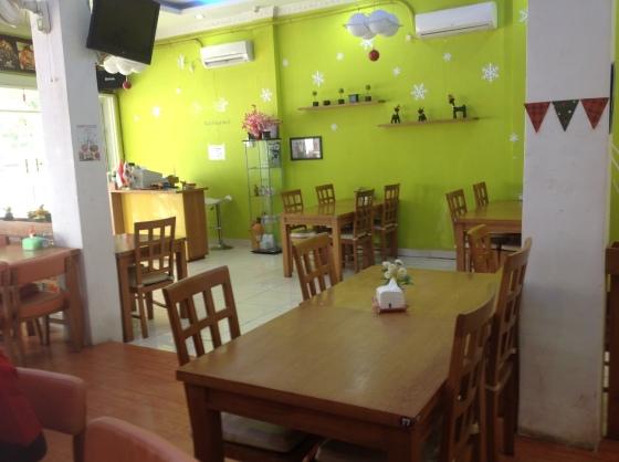 bagian dalam Seoul Restoran