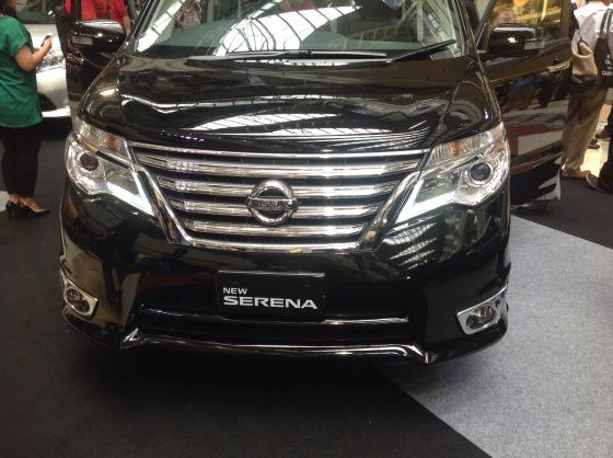 New front bumper