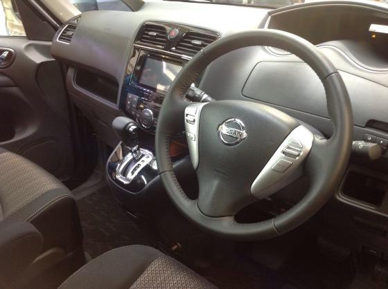 New audio steering switch. Mempermudah mengontrol audio ketika sedang mengemudi