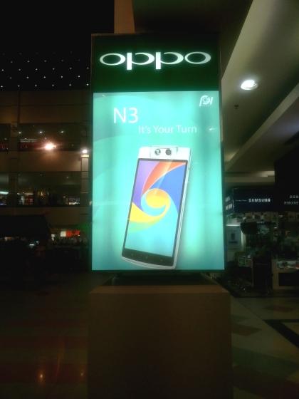 Iklan Oppo N3