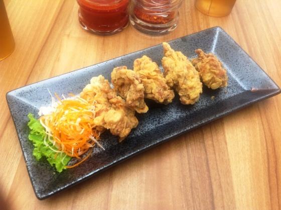 chicken karage - *lupa harganya berapa, sekitar 20ribuan*