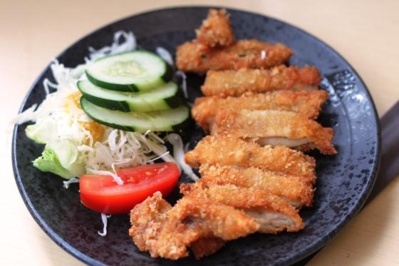 chicken katsu - Rp. 39.000,-
