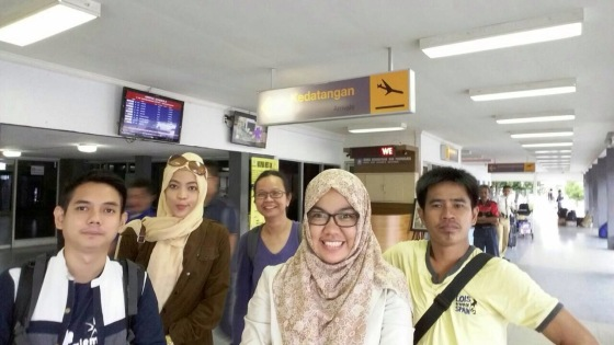 sampai di Belitung