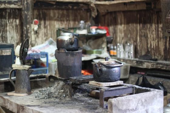 tempat membuat kopi di kopi kuli