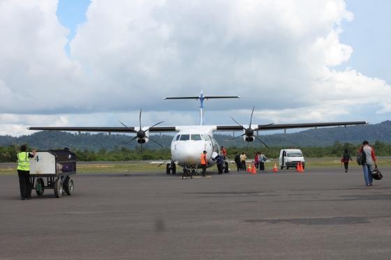 pesawat ATR Garuda