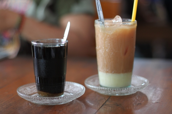 kopi di Kong Djie Coffee