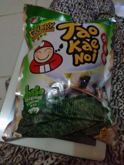 my favorite snack