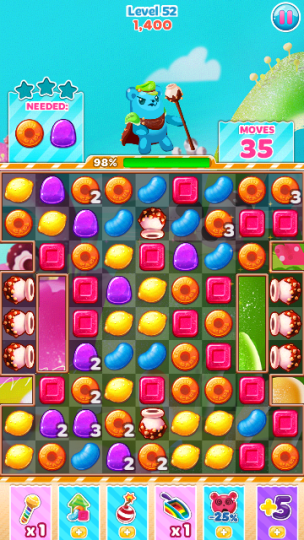 Candy blast mania!