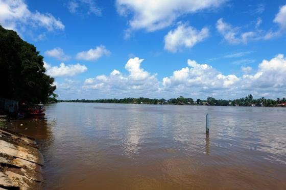Sungai Musi - Sekayu