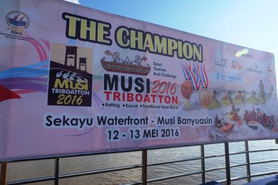 Musi Triboatton 2016