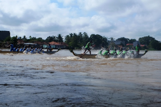 Let the race begin! - Sekayu