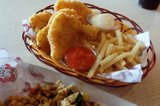 Fish and Chips Rp. 38.800,-