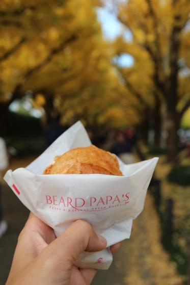 Beard Papa!