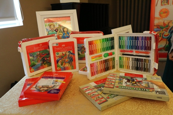 Faber Castell Family Colouring Competition Life Is Beatiful